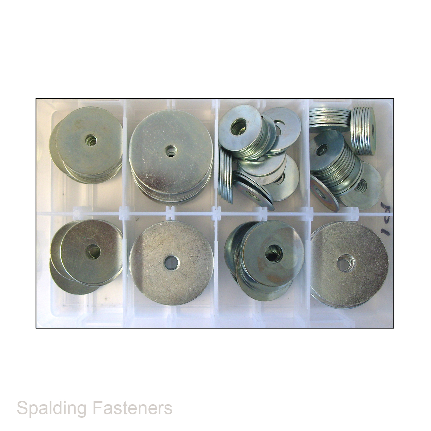 Large Washers Assorted M6 M8 Amp M10 Metric Zinc Extra Large Penny Repair Washers